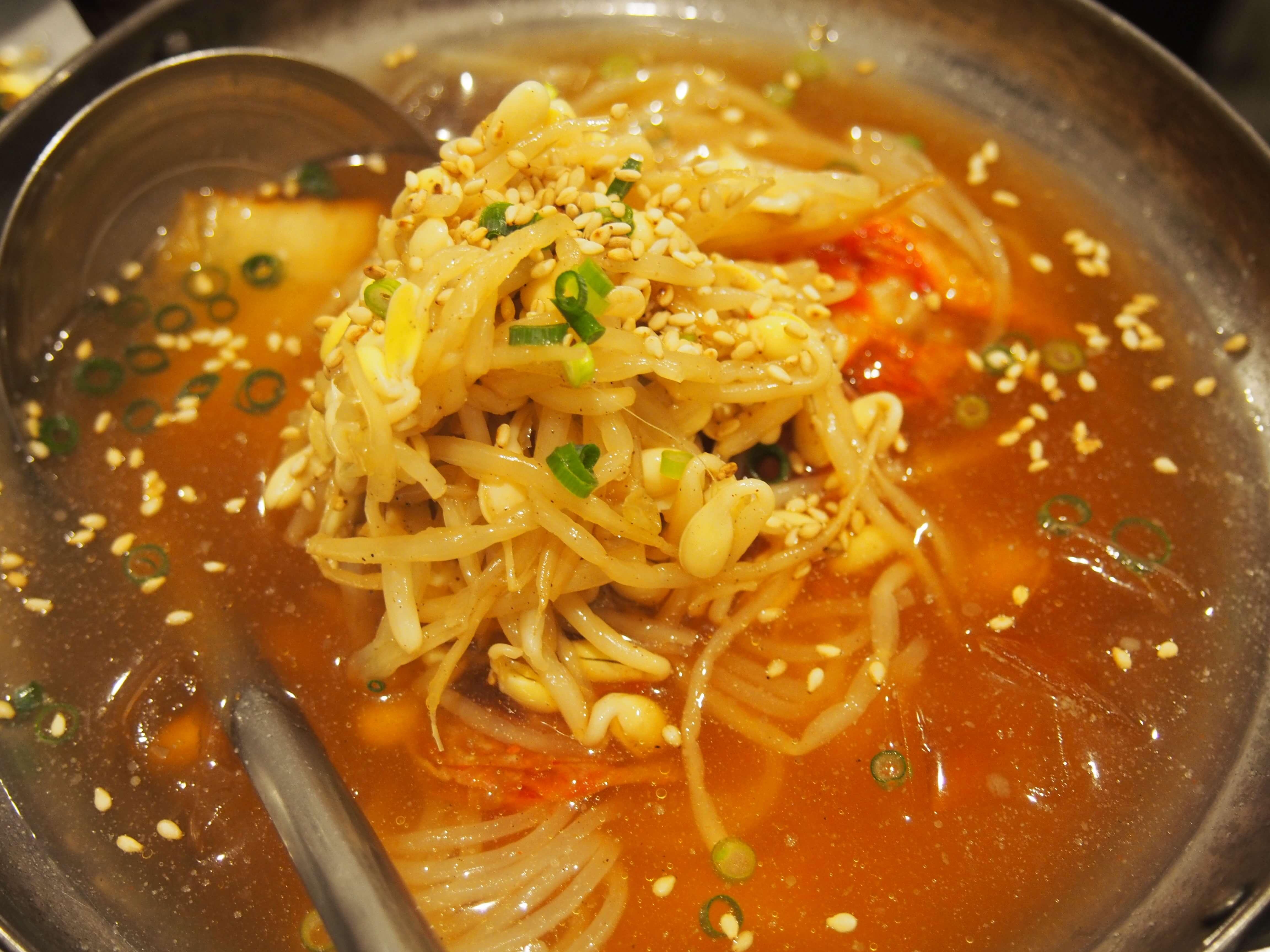 焼肉ヒロミヤの冷麺