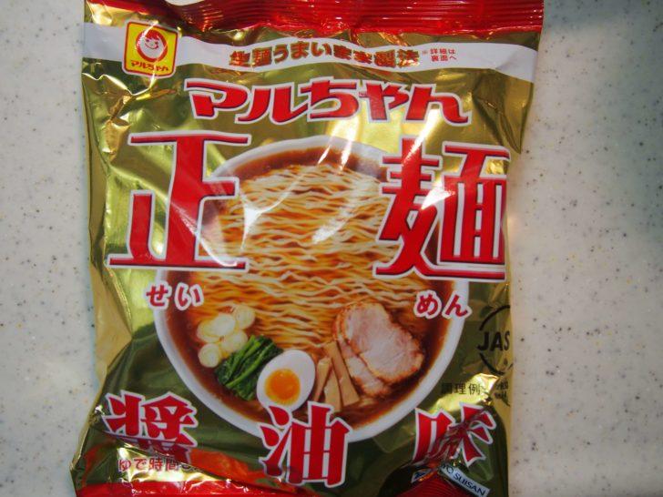 東洋水産のマルちゃん正麺