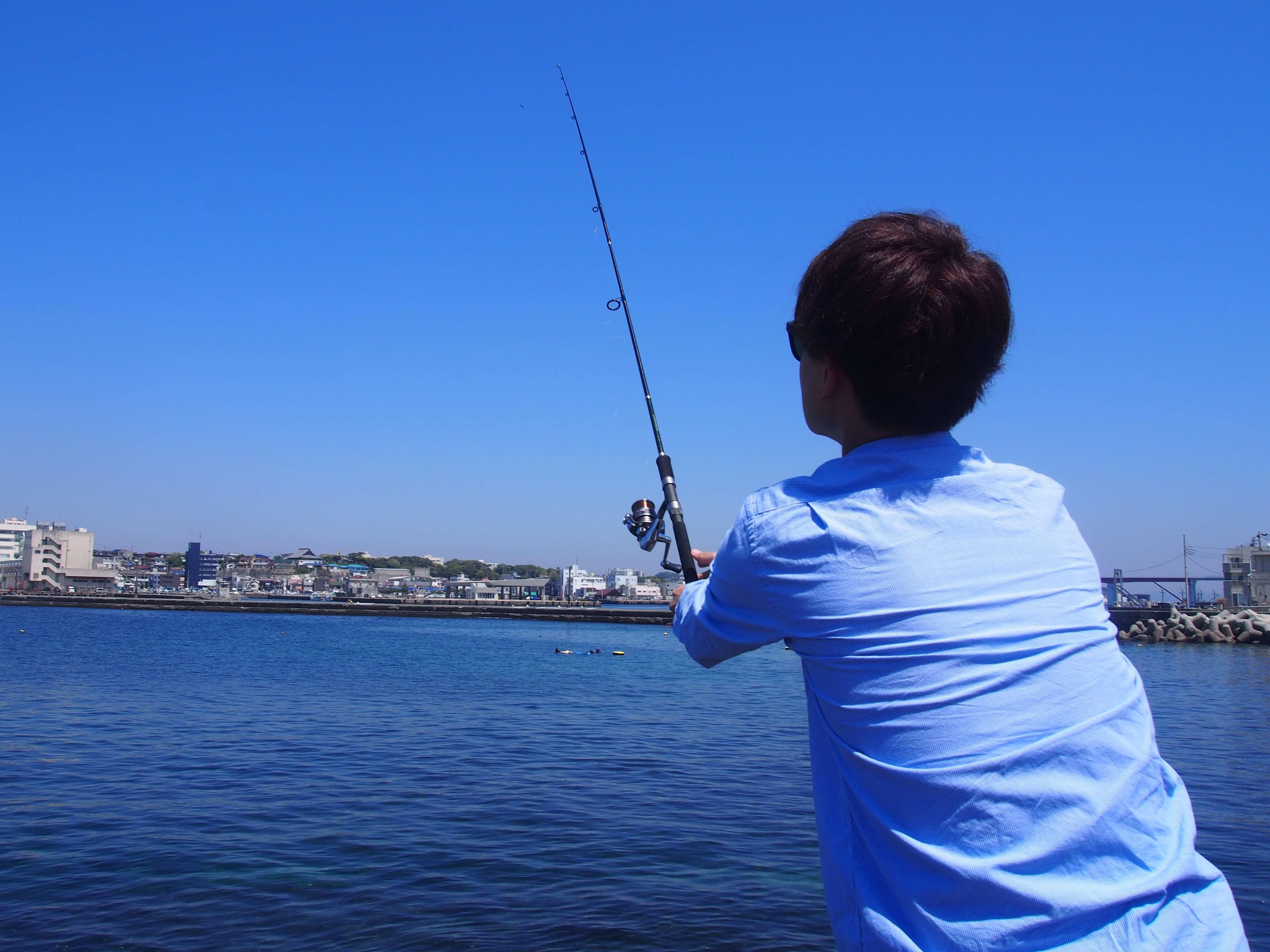 初釣り!3