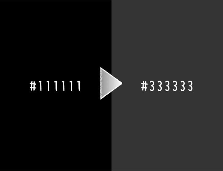 ひかるぶろぐのデザインリニューアル:カラーリングの変更