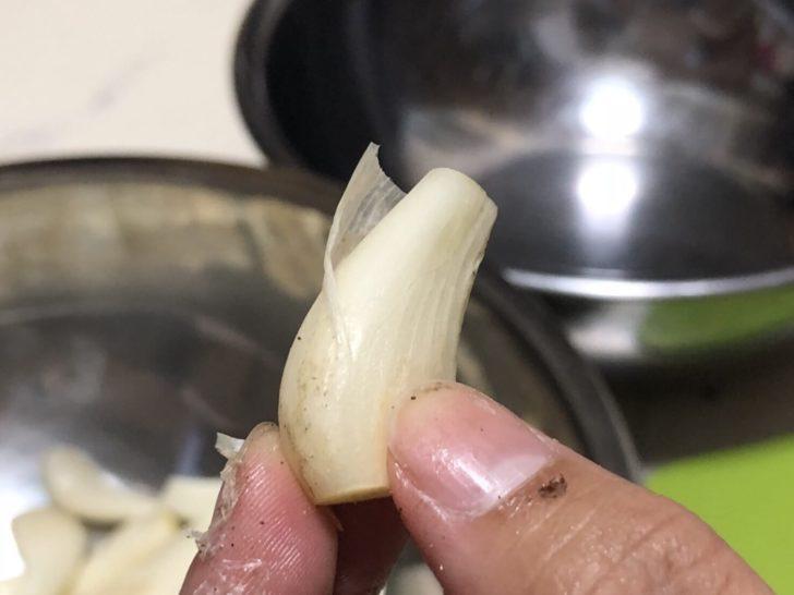 塩漬け料理「塩らっきょう」の作り方3