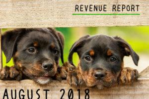 2018年8月の収入報告|ひかるぶろぐ