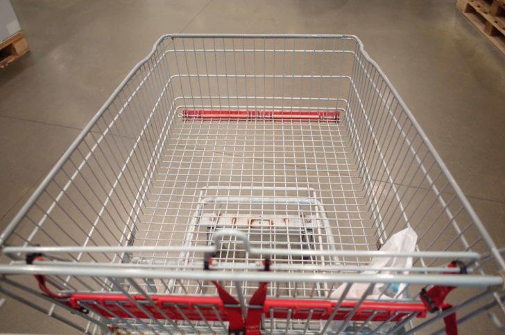 コストコは安いの?ばかでかいコストコのショッピングカート