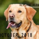 <REVENUE REPORT>2018年10月の収入報告|ひかるぶろぐ