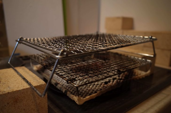 キッチン焼肉を最大限美味しくする焼き台