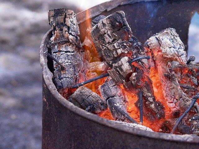 炭火料理が美味しいわけ